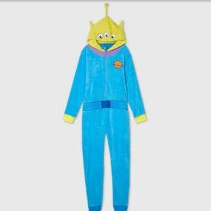 New! Toy Story Alien One Piece Union Suit